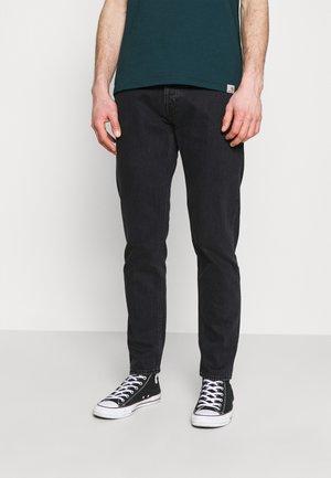 NIX - Džíny Straight Fit - black
