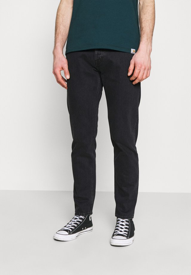 NIX - Straight leg jeans - black