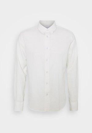 DOBBY SHIRT - Camicia - natural