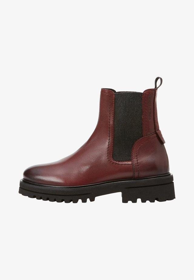 LICIA - Ankle boot - bordeaux