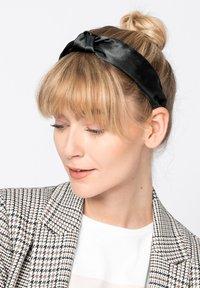 HALLHUBER - Hair styling accessory - schwarz - 0