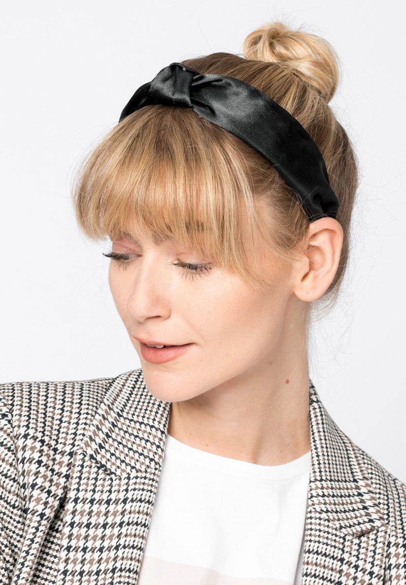 HALLHUBER - Hair styling accessory - schwarz