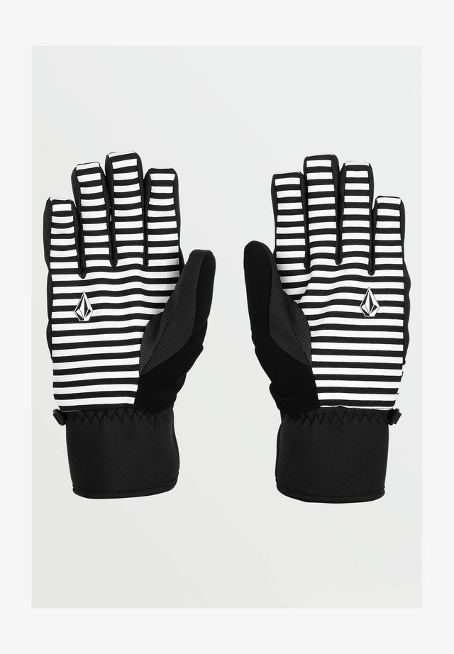 NYLE GLOVE - Gants - white tiger