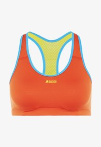 Shock Absorber - CROP TOP SEASONAL - Sport BH - grenadine - 3