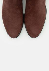 ECCO - SHAPE WEDGE - Ankle boot - bordeaux - 2