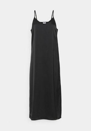 NMMAY SINGLET  DRESS - Robe d'été - black