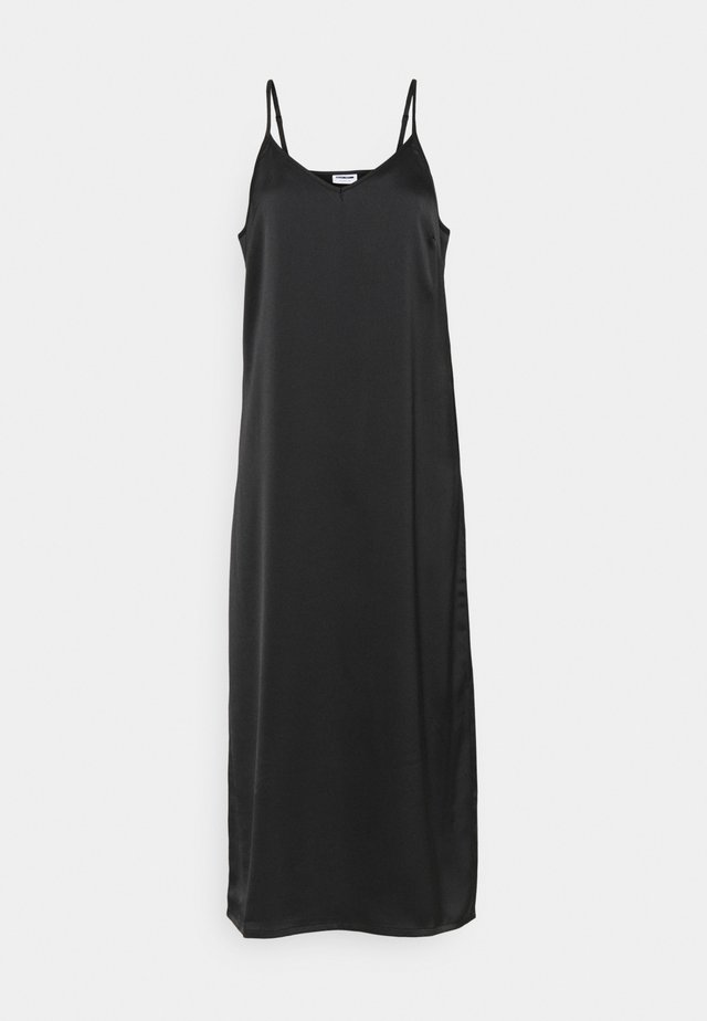 NMMAY SINGLET  DRESS - Day dress - black