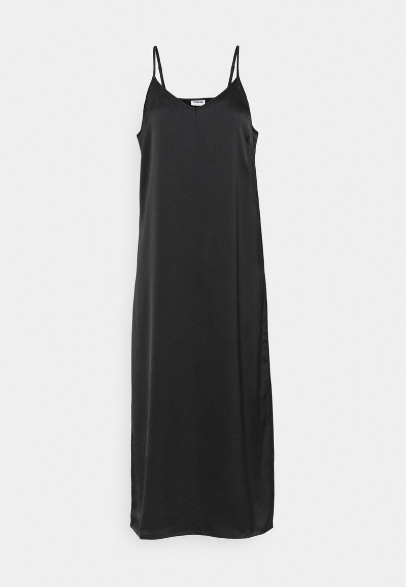 Noisy May - NMMAY SINGLET  DRESS - Denní šaty - black