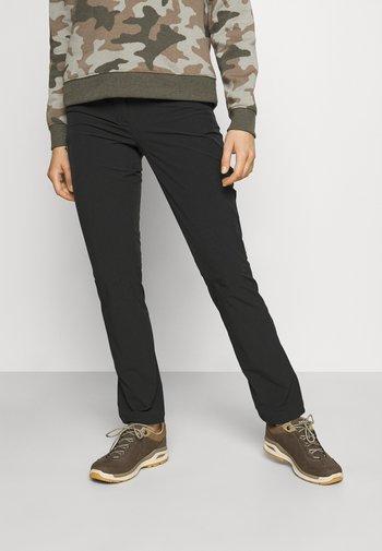 WAYFARER PANTS  - Pantaloni - black