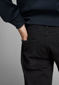 Jack & Jones - Jeans a sigaretta - black denim - 5