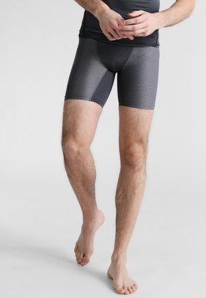 2.0 COMP SHORT - Pants - carbon heather/black
