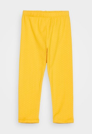 Leggings - Trousers - yellow sundown