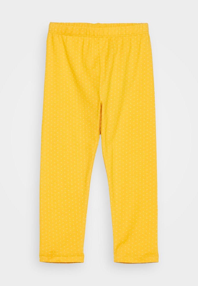 GAP - Leggings - Trousers - yellow sundown