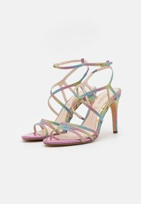 Buffalo - VEGAN RAVYN - High heeled sandals - rainbow - 1