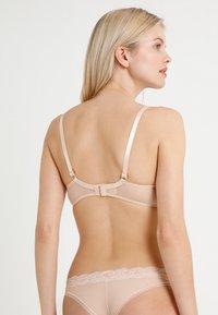 Passionata - BROOKLYN - Underwired bra - cara nude - 2