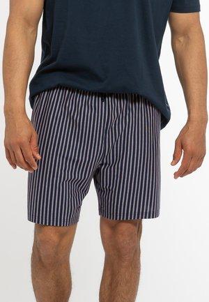 Pyjama bottoms - blau gestreift
