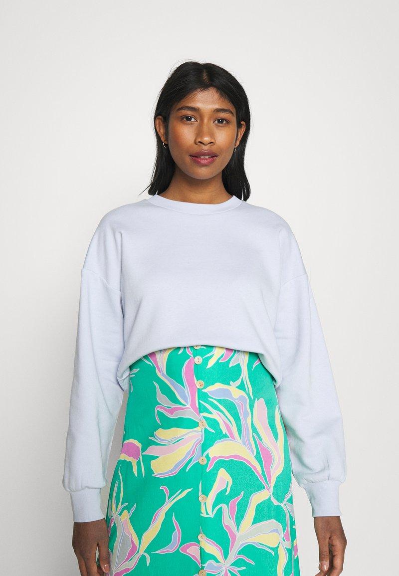 Gina Tricot - GIA  - Sweatshirt - light blue