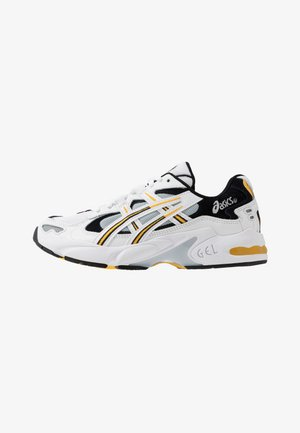 GEL-KAYANO 5 OG - Sneakers basse - white/saffron