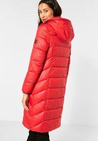 Street One - Winter coat - rot - 2