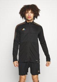 adidas Performance - TIRO PRIDE - Giacca sportiva - black - 0