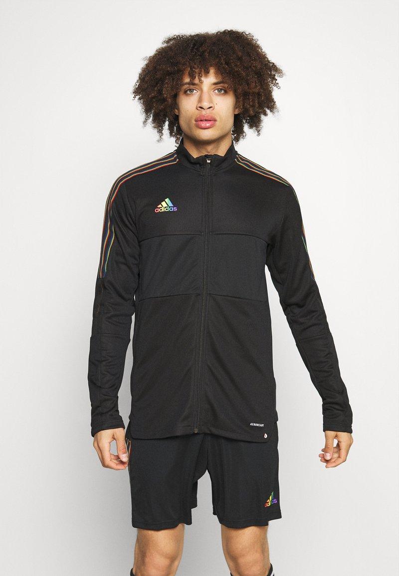 adidas Performance - TIRO PRIDE - Giacca sportiva - black