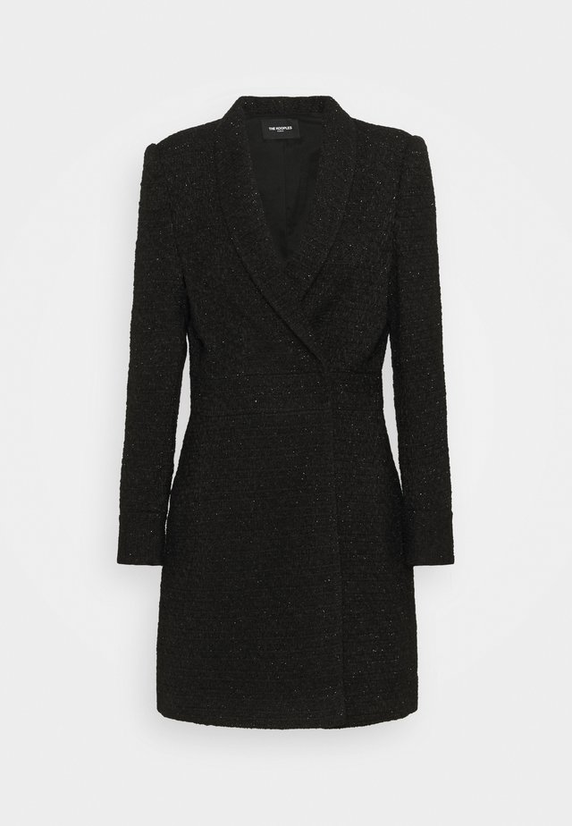 ROBE - Shift dress - black