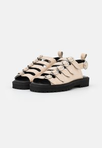 ASRA - SCOUT - Sandals - bone - 1