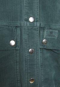 BDG Urban Outfitters - HOODED JACKET - Lett jakke - teal - 2