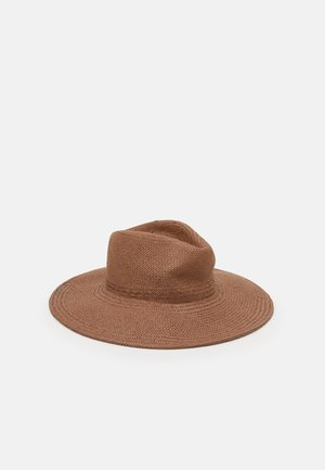 PANAMA HAT - Akcesoria plażowe - chocolate