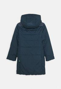 Vaude - KIDS GREENFINCH COAT GIRLS II - Zimní kabát - steelblue - 1