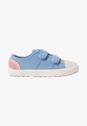Sneakersy niskie - coloured denim