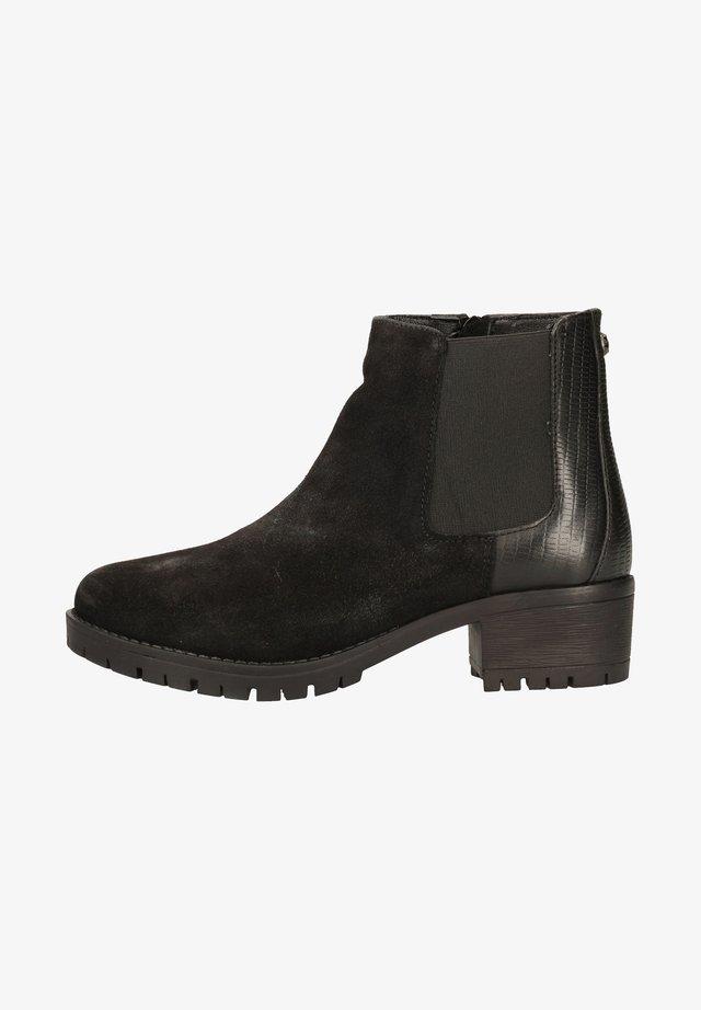 Korte laarzen - schwarz