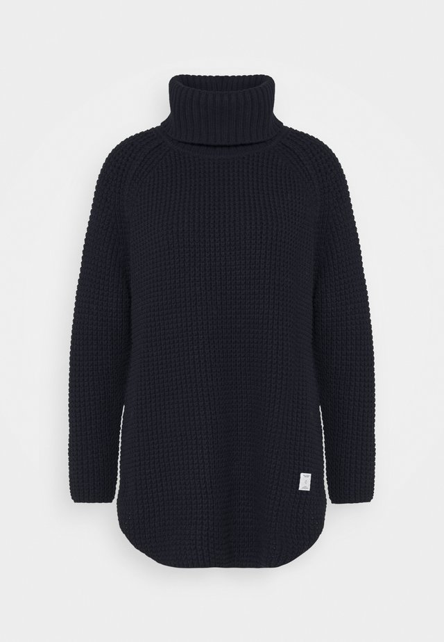 LONG SLEEVE TURTLENECK - Neule - scandinavian blue
