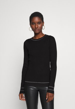 ANNEMARIE PUFF - Jumper - black