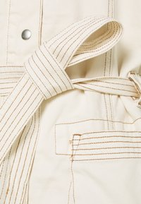 Free People - ETTA SHERPA VEST - Smanicato - natural - 2