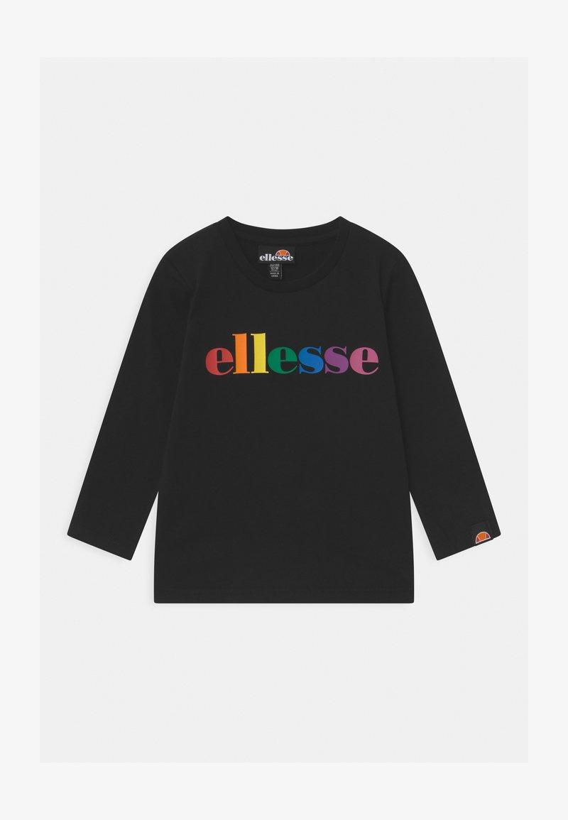 Ellesse - BERI BABY UNISEX - Camiseta de manga larga - black
