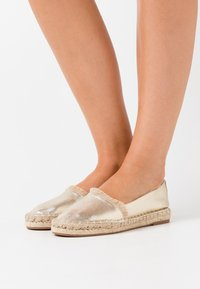PARFOIS - Loafers - gold - 0