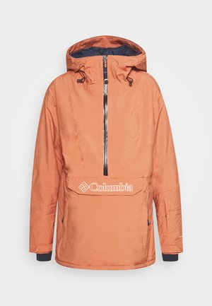 DUST ON CRUST INSULATED JACKET - Veste de ski - nova pink