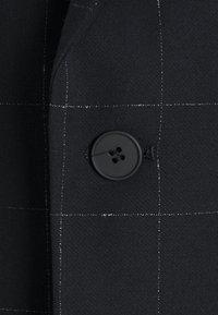 Isaac Dewhirst - WINDOWPANE SUIT PLUS - Suit - blue - 6