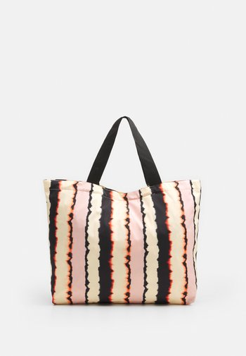FLASHA FOLDABLE BAG - Tote bag - black