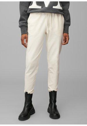 Tracksuit bottoms - chalk white