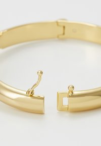 Coach - SCULPTED PLAQUE BANGLE - Náramek - gold-coloured - 2