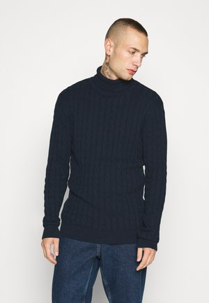 EVERSTONE - Jumper - french navy