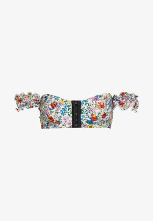 IDOL DISTY MILKMAID BARDOT - Bikini top - multi
