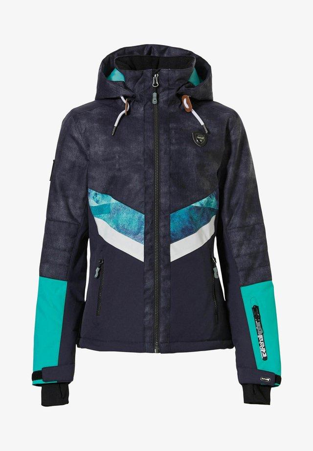 Ski jacket - rauchblau