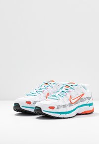 Nike Sportswear - P-6000 - Trainers - white/oracle aqua - 6