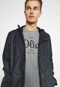 s.Oliver - T-Shirt print - grey - 3