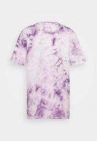 American Eagle - BRANDED FASHION LENNON TEE - Print T-shirt - purple - 1