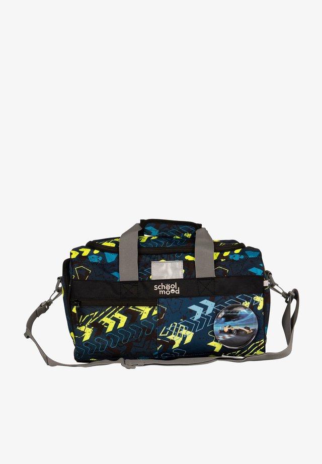 Sports bag - multi-coloured