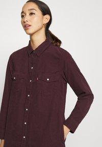 Levi's® - SELMA DRESS - Shirt dress - malbec - 3